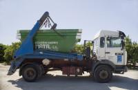 Camión contenedor 5m3