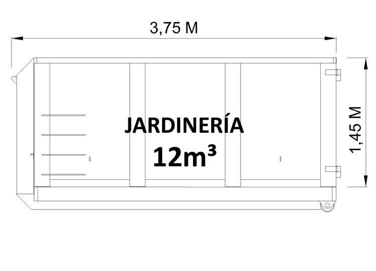 contenedor-12-m3-jardineria