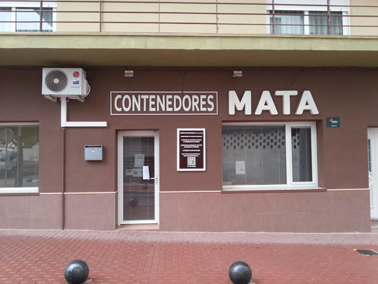 Contenedores Mata Office